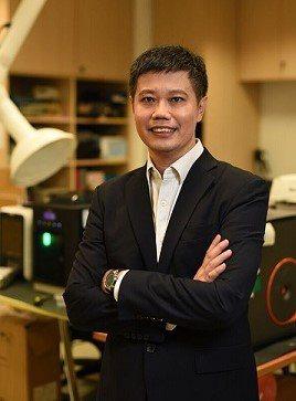 新加坡國立大學企業總監陳正見。 中華創新發明學會/提供。