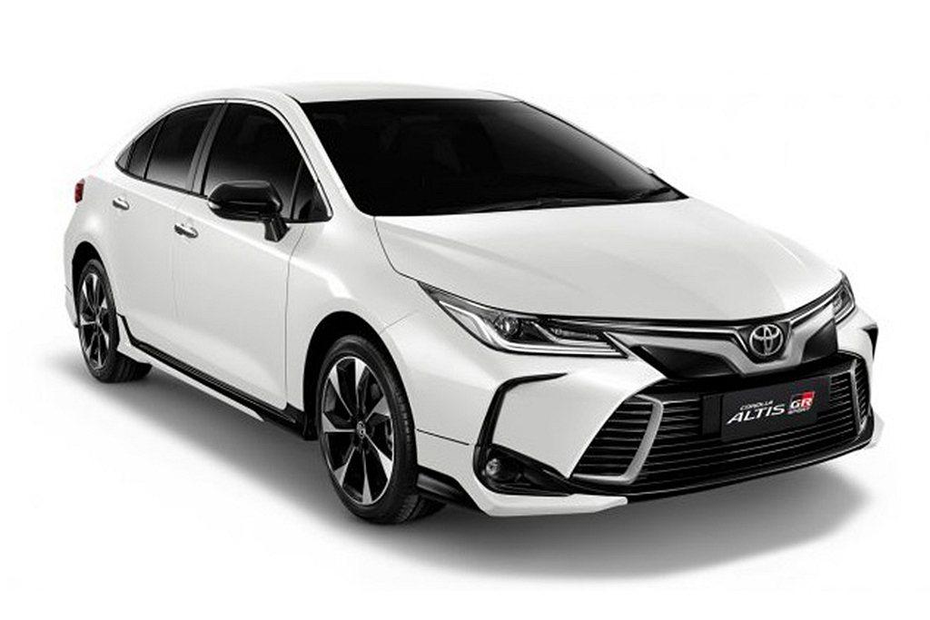 泰國Toyota Corolla Altis 1.8 GR Sport雖然沒有針...