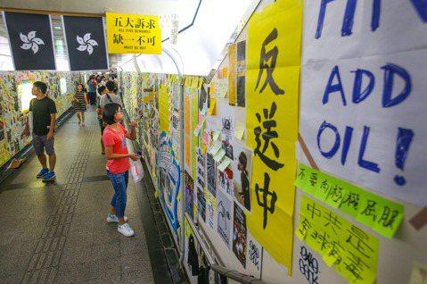 邱伊翎/《難民法》草案躺14年,台灣撐得了香港嗎?