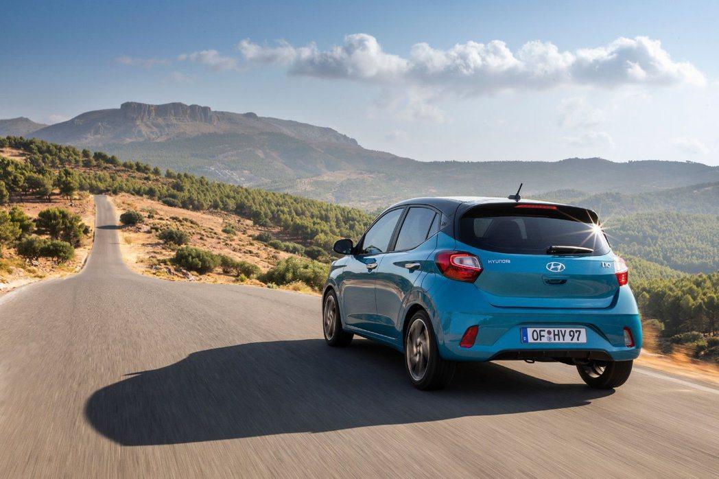 第三代Hyundai i10提供了1.0 MPi與1.2 Mpi兩種動力車型。 ...