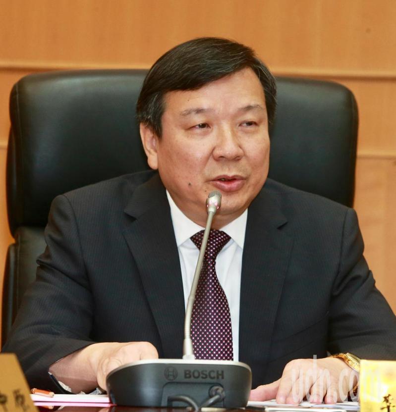 考試院副院長李逸洋。報系資料照/記者黃義書攝影