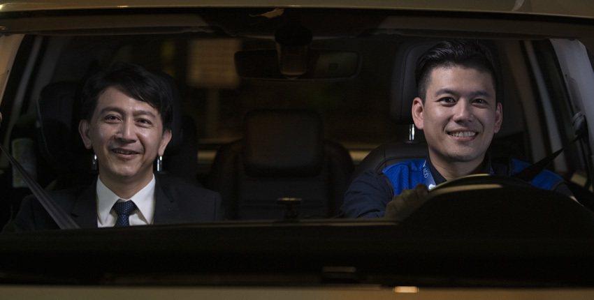 兼職代駕司機,月收入不錯。圖/台灣代駕提供