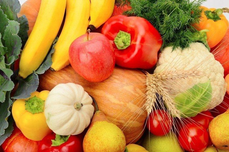 蔬果。圖/ingimage