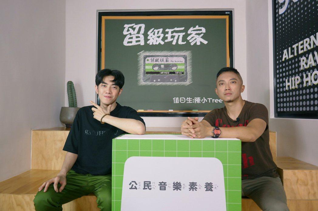 「聲林」第一季冠軍李友廷上「留級玩家」,自爆大學因為英文被留級到大六才畢業。圖/