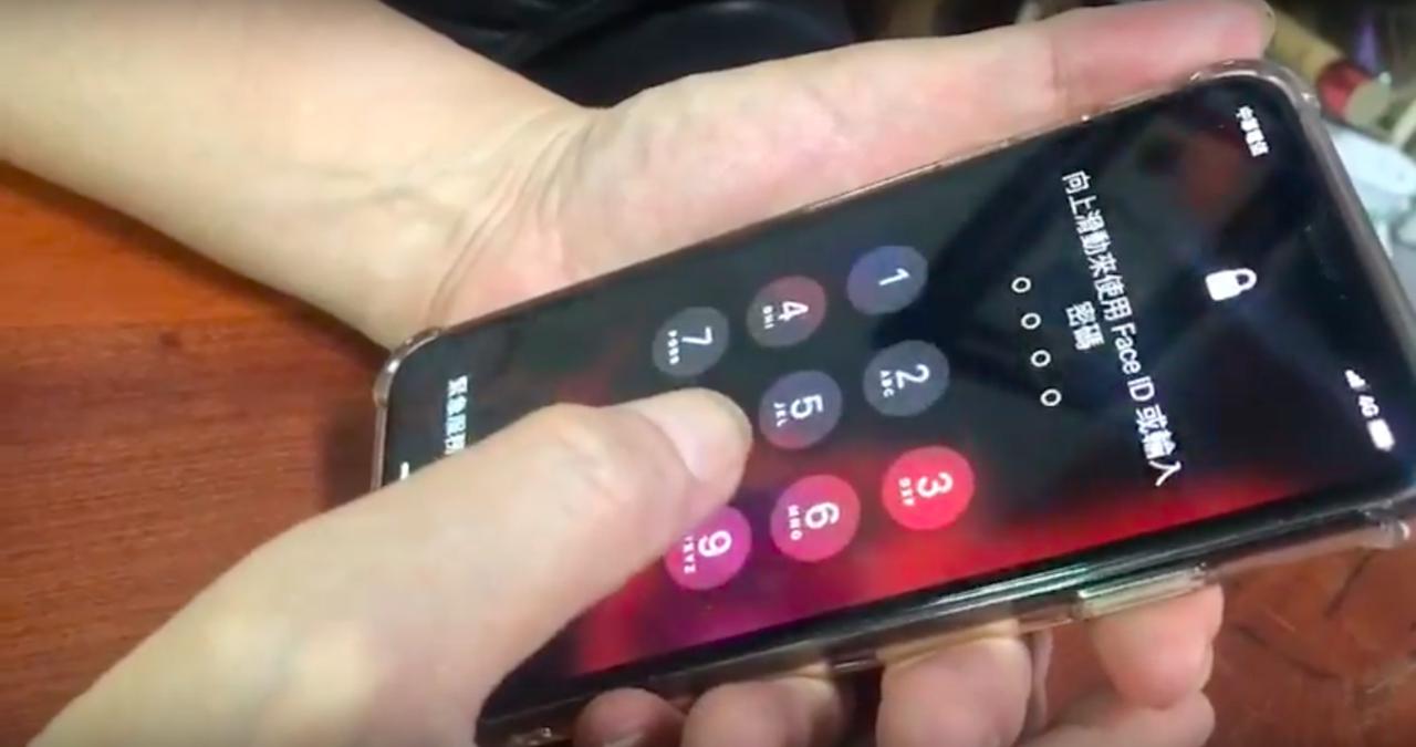 花蓮呂姓男子抱怨,購入iPhone Xs卻螢幕觸控不良,保固內還被要求付費維修。...