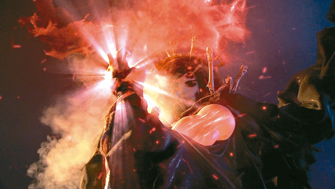 《霹靂英雄戰紀之刀說異數》劇照。 圖/高雄電影節提供