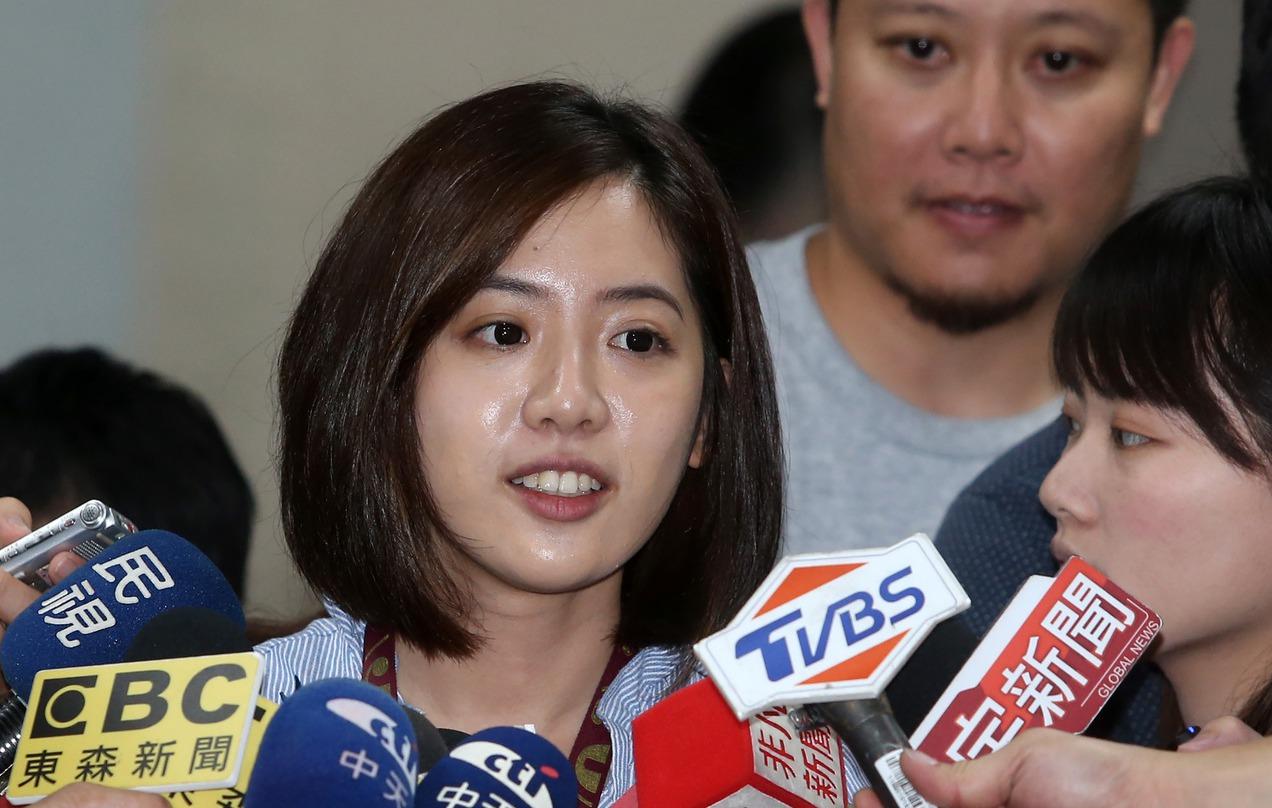 「學姊」黃瀞瑩。圖/聯合報系資料照片
