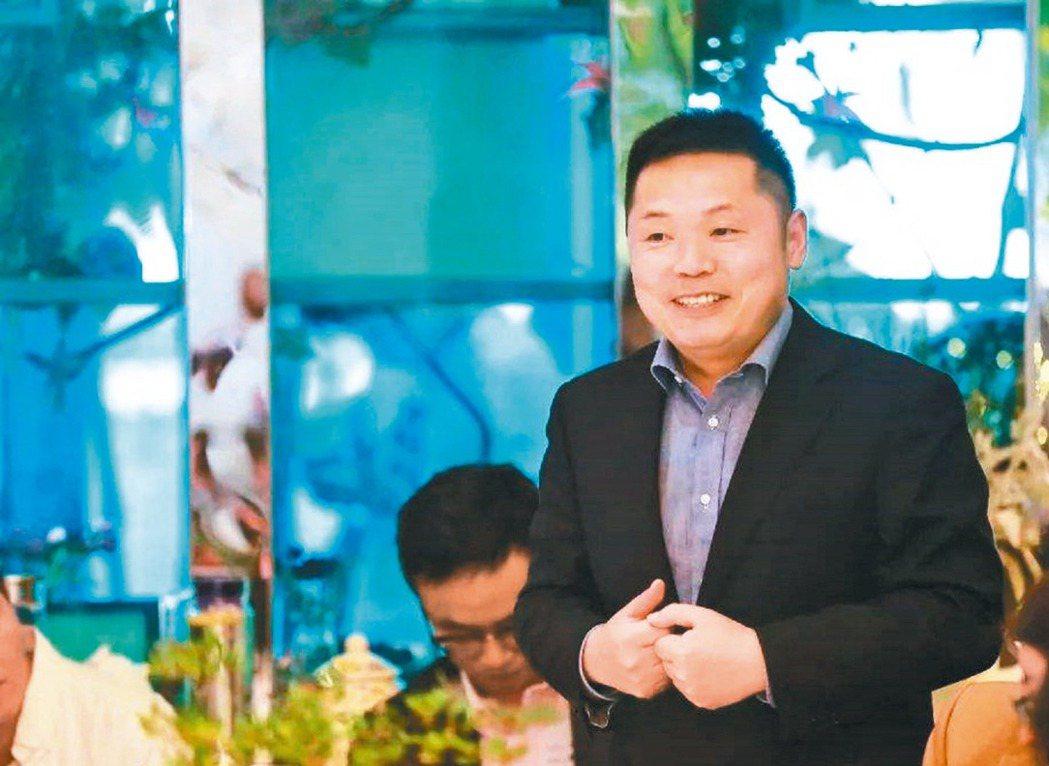 叮咚買菜CEO梁昌霖。 青桐資本微信公眾號/提供