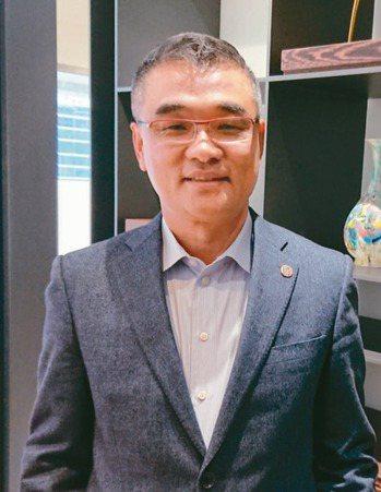 海悅國際總經理王俊傑 本報系資料庫