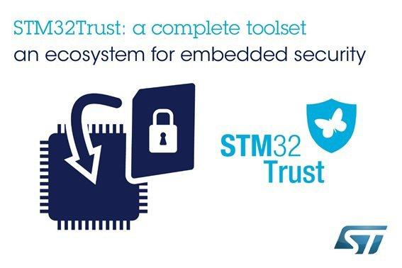 意法半導體構建STM32Trust生態系統,為連網設計人員整合網路保護資源。...
