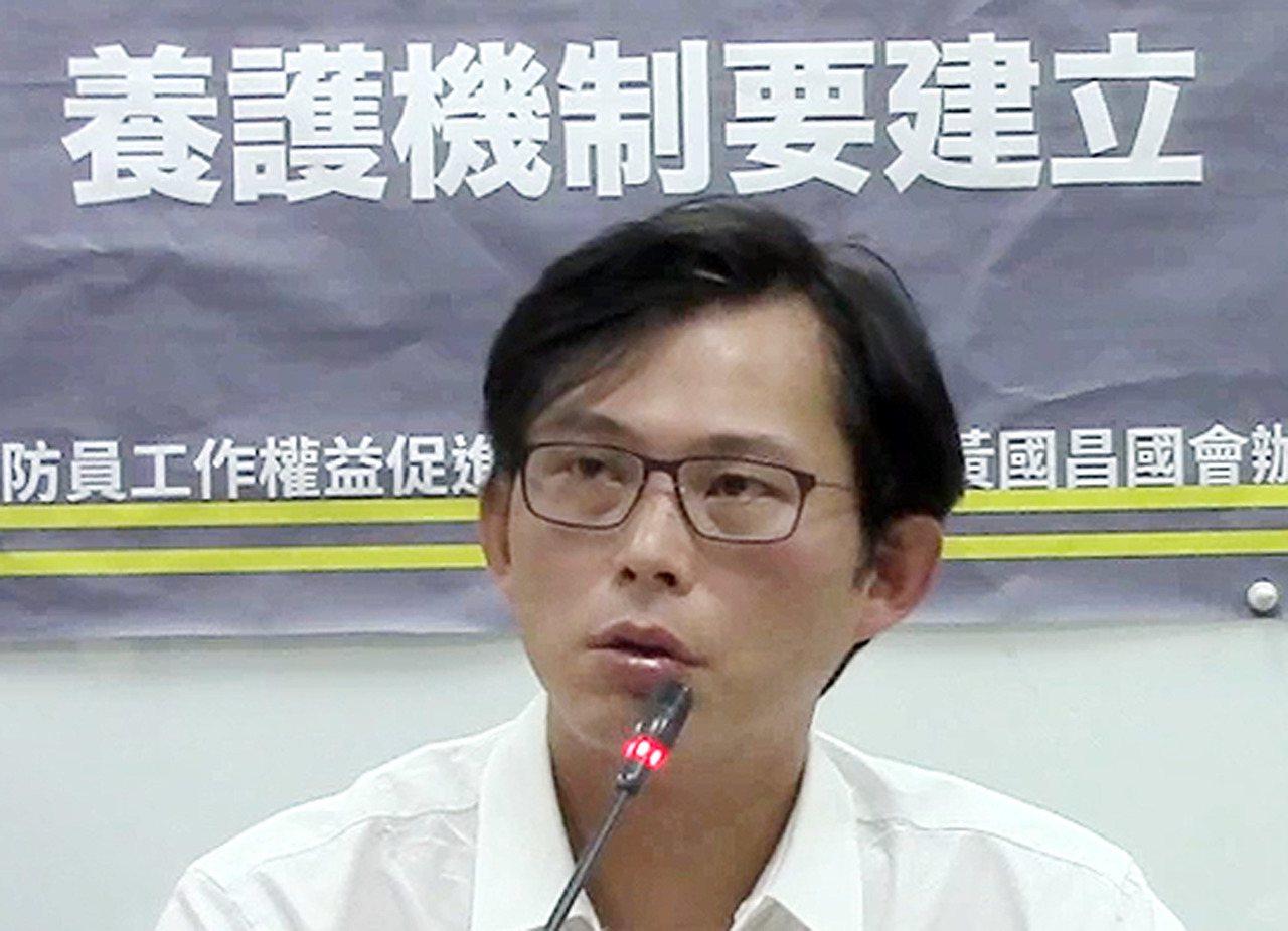 時代力量立委黃國昌。聯合報系資料照片/記者杜建重攝影