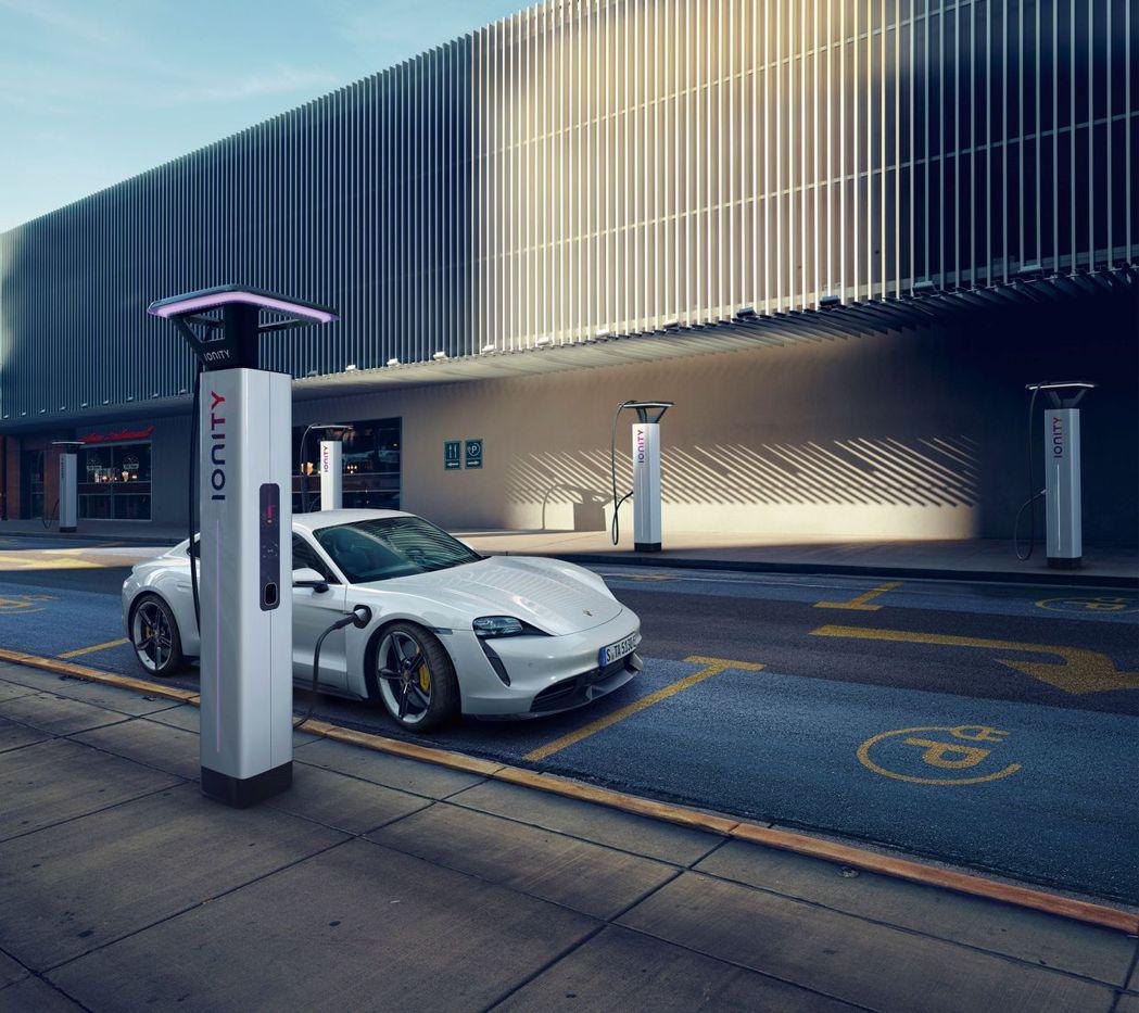 針對台灣市場Porsche Taycan 產品規格支援Type 1 (美規) ...