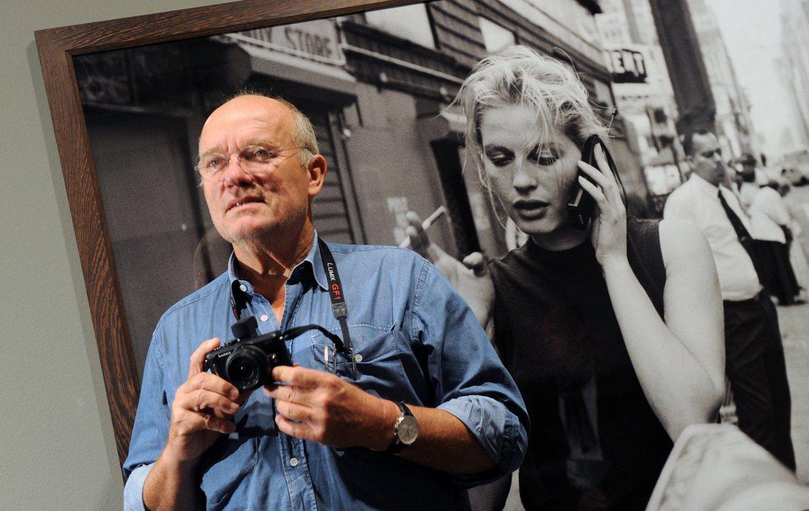德國時尚攝影大師——彼德.林堡(Peter Lindbergh)——9月3日逝世...