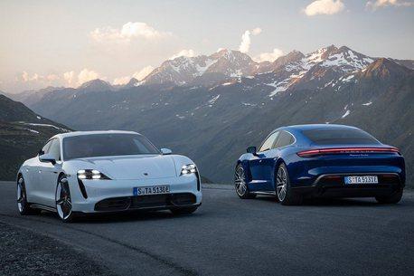 一輛可買三輛Tesla?保時捷Taycan電動車貴到沒有對手!