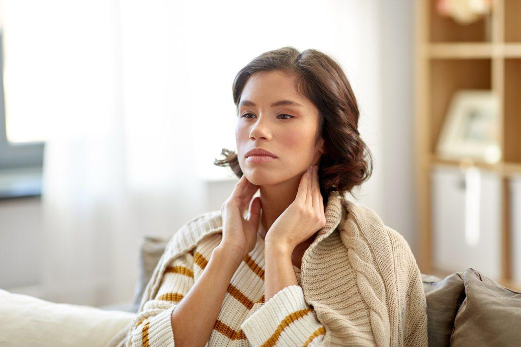 肝發炎,竟與甲狀腺疾病有關!圖/ingimage