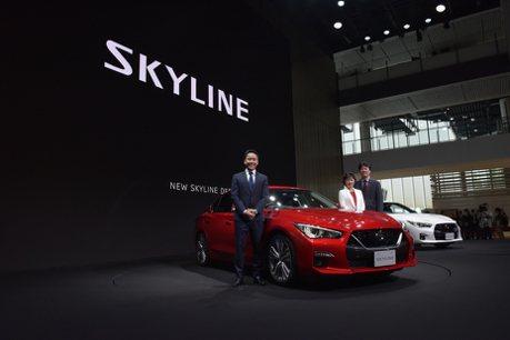 Nissan副社長表示「日產永遠不會放棄 Skyline!」駁斥日經新聞報導