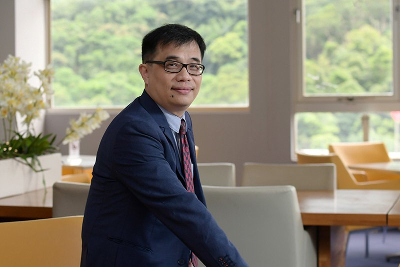 國立政治大學EMBA執行長黃國峯。 圖/政治大學 提供