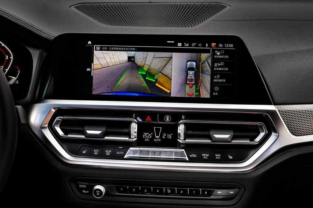 完整配備BMW_Personal_CoPilot智慧駕駛輔助科技,包括領先業界的...