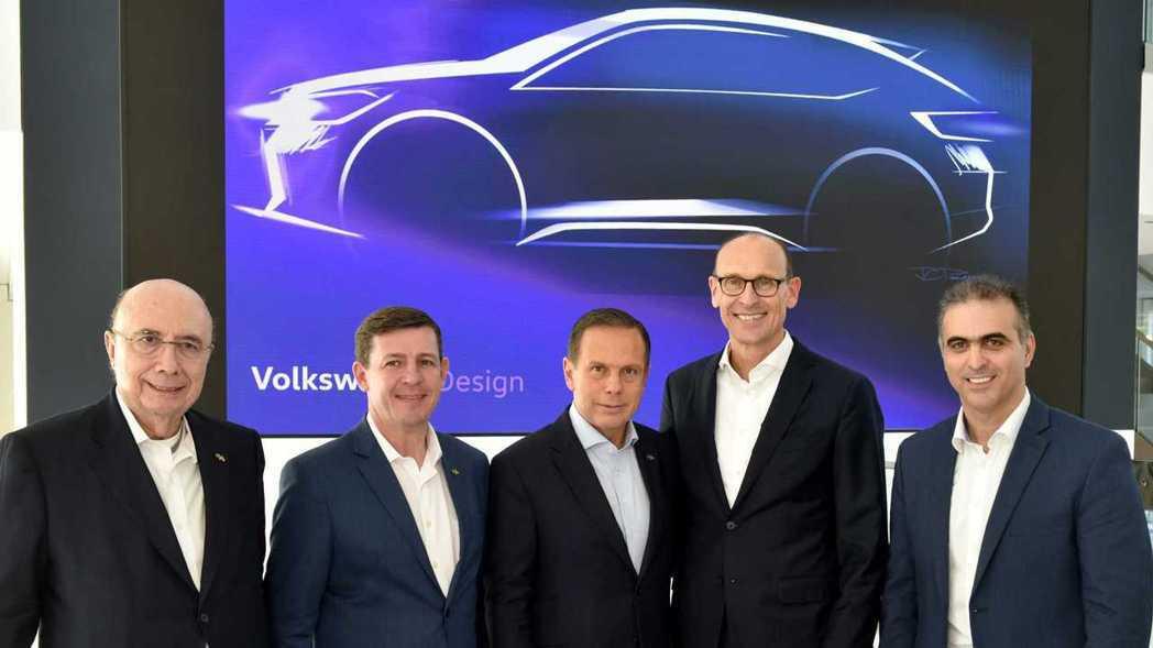 Volkswagen已於2016年開始對巴西投資了約15億歐元。 摘自Volks...