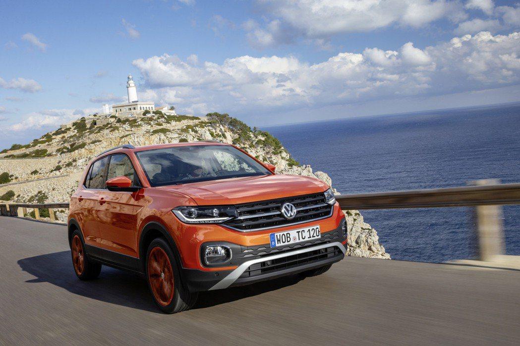 Volkswagen全新都會小休旅T-Cross目前已經於歐洲販售。 摘自Vol...