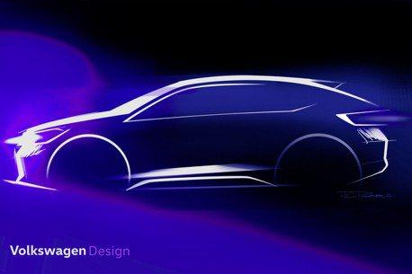 是跑格休旅或是轎跑? Volkswagen全新Urban Coupe明年春季亮相!