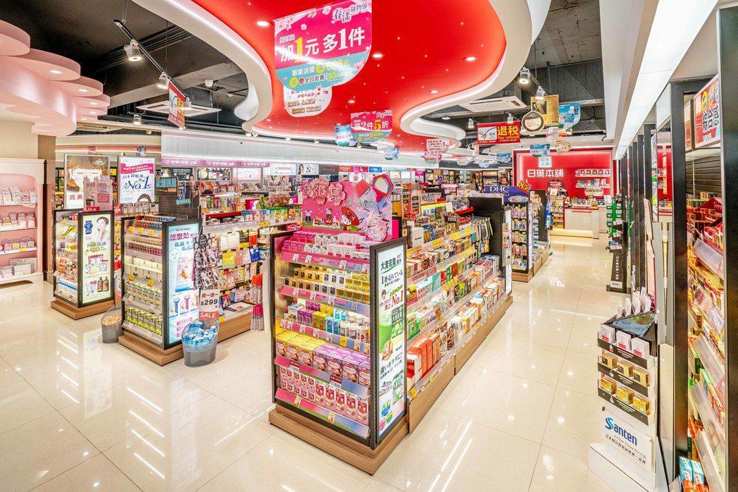 日藥本舖門市販售各式多元多品項商品,並推出多樣激安優惠價格。