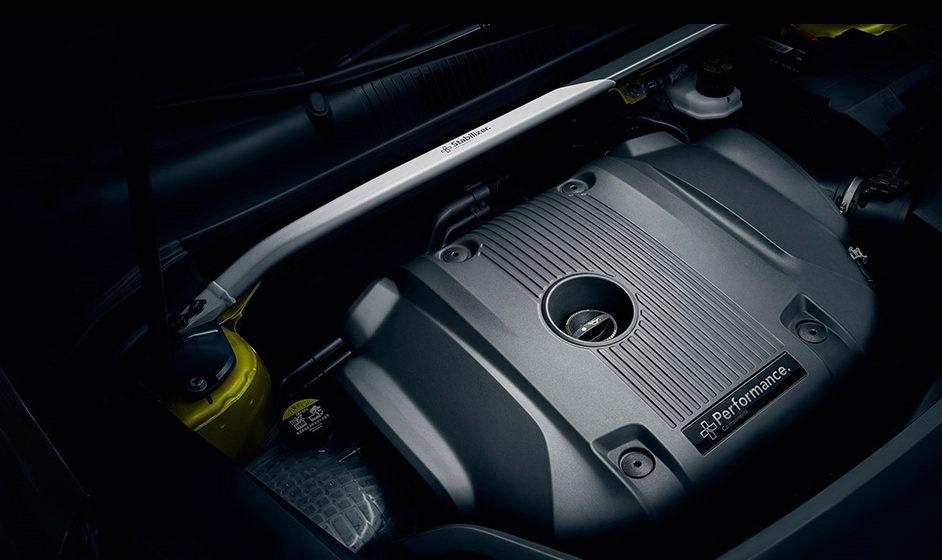 Drive-E系列2.0T渦輪增壓引擎,動力輸出254hp/35.7kgm。 摘...