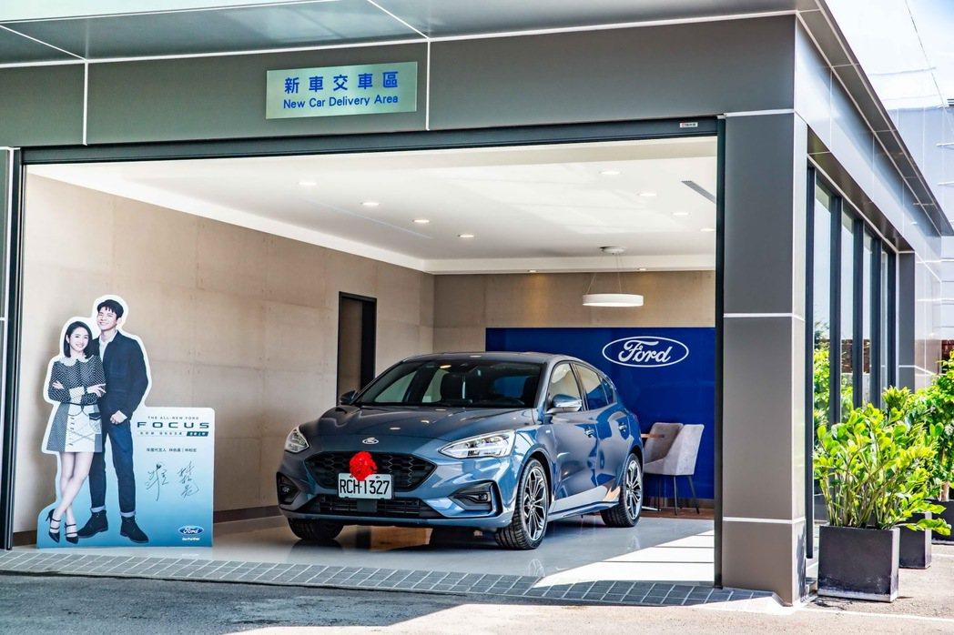 即日起至10月31日前止,於Ford九和汽車台中分公司復興據點交車中心拍照打卡上...