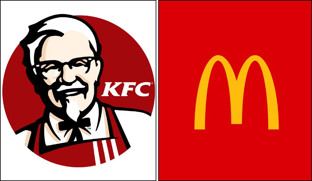 一名網友在PTT上PO文提問「肯德基到底輸麥當勞哪裡」,立刻引來網友論戰,甚至有...
