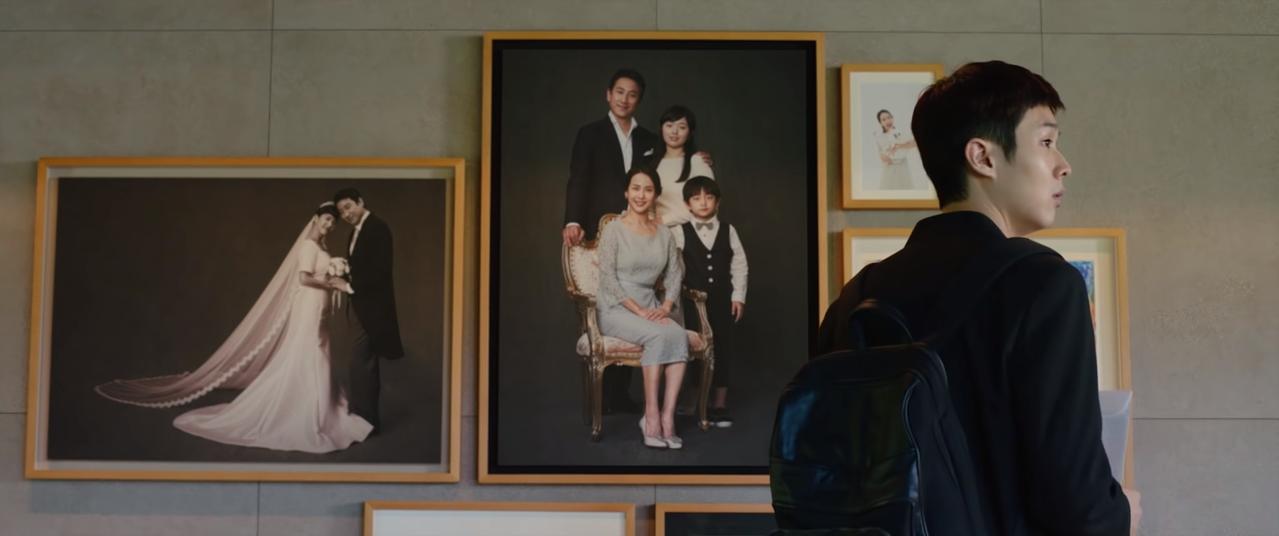 韓國電影〈寄生上流〉在台上映引起注意。 (圖片來源:Youtube)