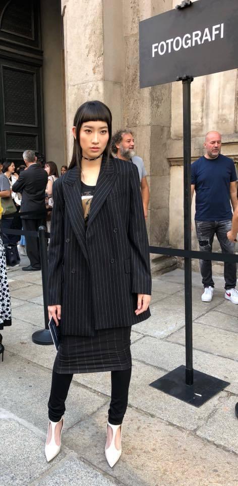 龔慈恩與林偉的女兒林愷玲  圖/摘自臉書