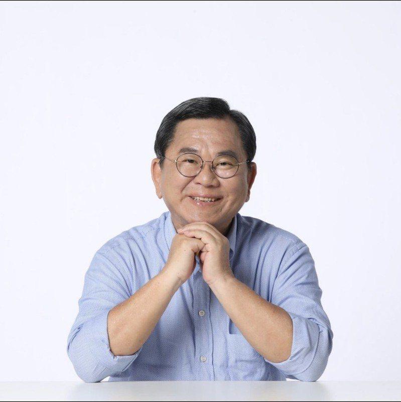民進黨立委陳明文今天說明,因為自己一上高鐵就睡著,才遺失300萬元現金。圖/取自陳明文臉書