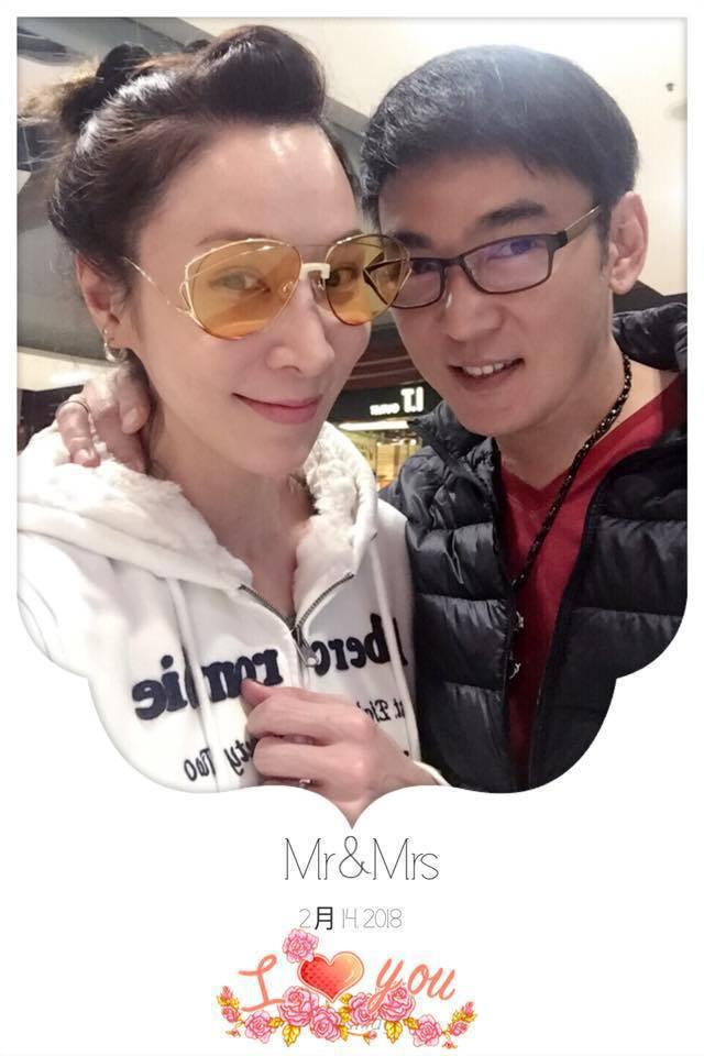 焦恩俊與林千鈺婚姻觸礁  圖/摘自臉書