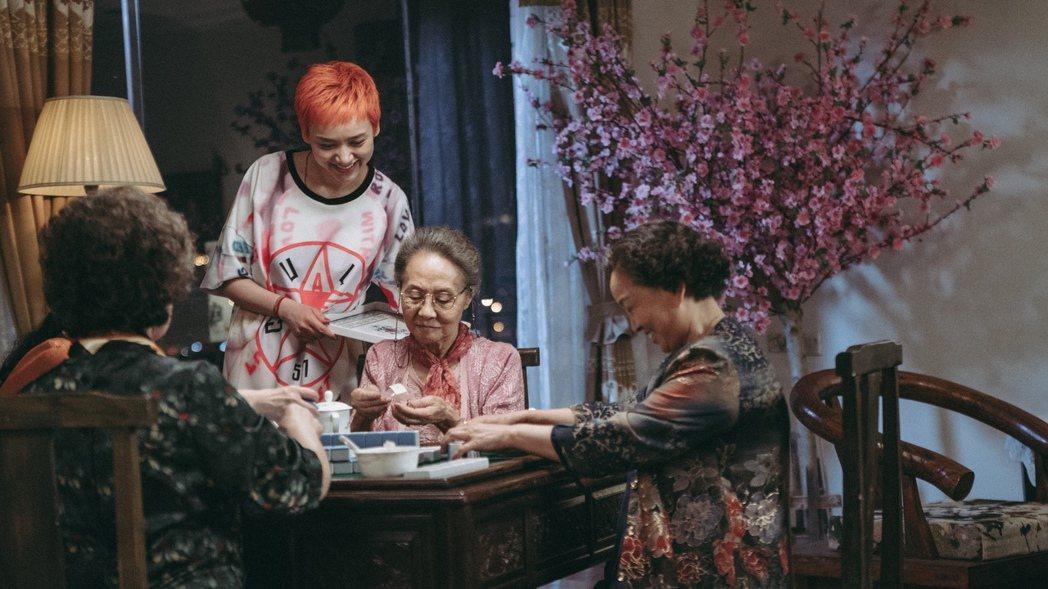 「花椒之味」9月12日中秋節上映。圖/華映提供