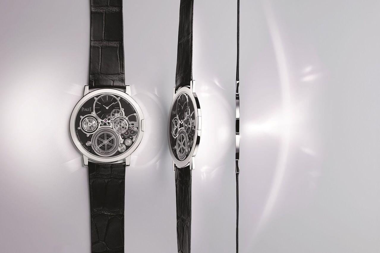 PIAGET Altiplano Ultimate Concept終極概念腕表,...