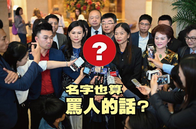 罵人陳水扁、馬英九有罪?他罵妻是「這個人」離婚判准!
