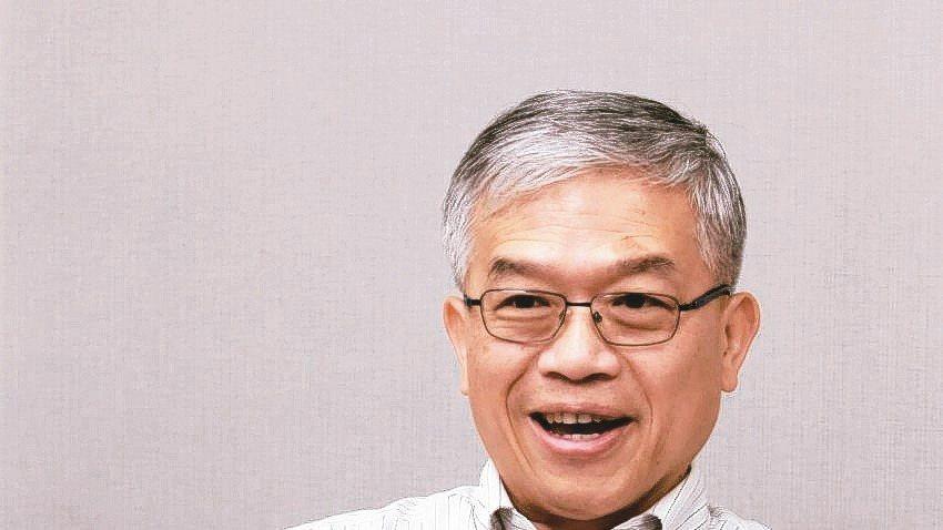 貿聯董事長梁華哲。 (本報系資料庫)
