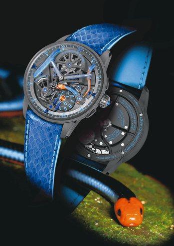 Christophe Claret力挺兩年一度的Only Watch公益活動,推...