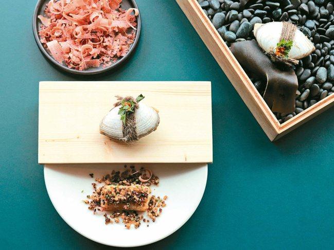 RAW根據24節氣選出食材,做出新世代的台灣味。 圖/RAW提供