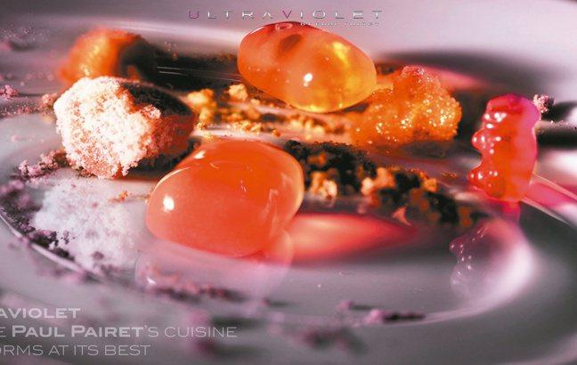 Ultraviolet by Paul Pairet(紫外線)餐廳風格強調五感,...