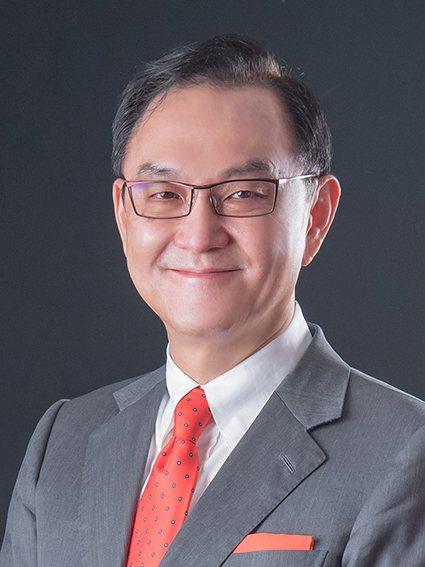 鈺創科技董事長暨執行長盧超群。 SEMI/提供