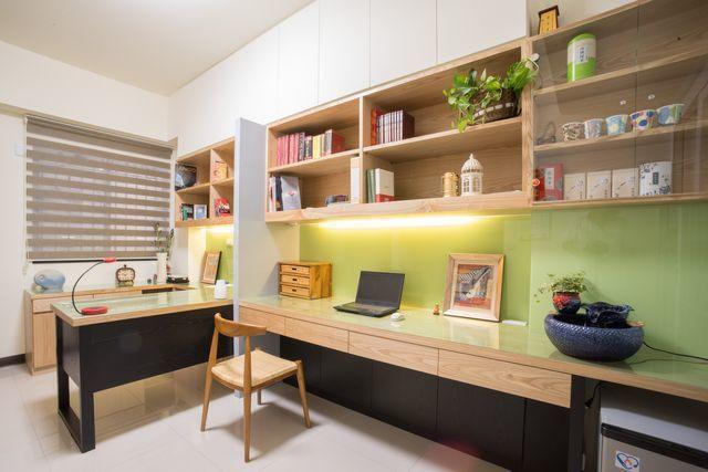 歐克斯柚木(WORKS)可依照個人不同需求,營造需求空間。 歐克斯柚木/提供