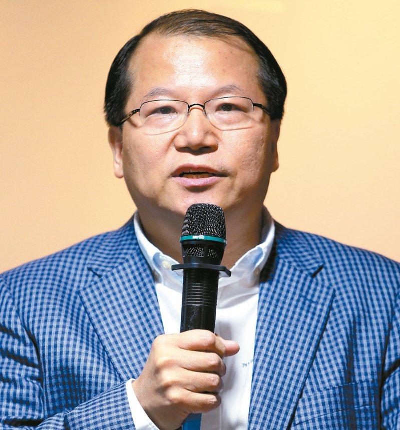 廣越總經理吳朝筆。圖/本報資料照片
