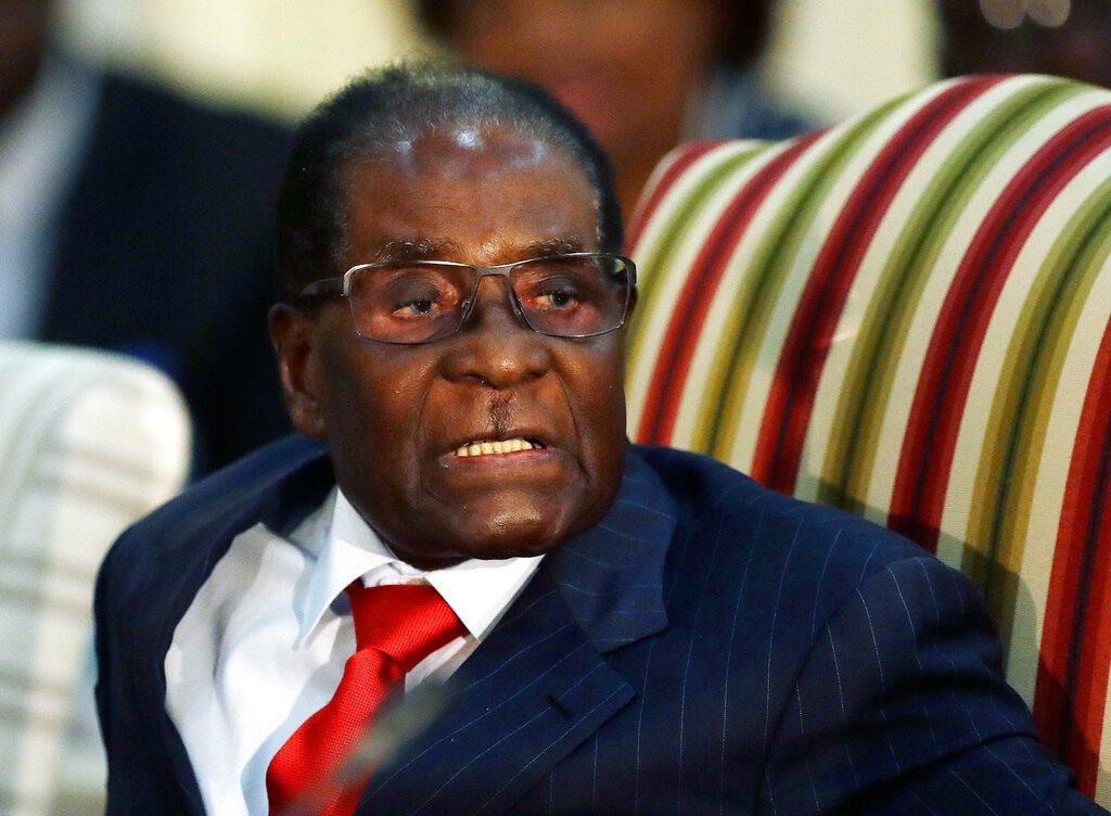 辛巴威前總統穆加比(Robert Mugabe)辭世,享壽95歲。 美聯社