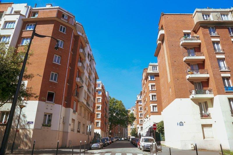 巴黎經典的社會住宅社區,多興建於舊城牆環城區。 圖/OURs都市改革組織提供