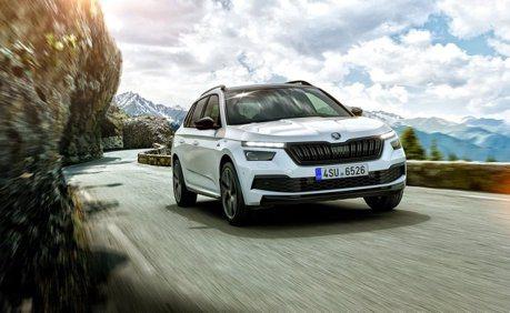 第二部蒙地卡羅SUV 全新ŠKODA Kamiq Monte Carlo帥氣亮相!