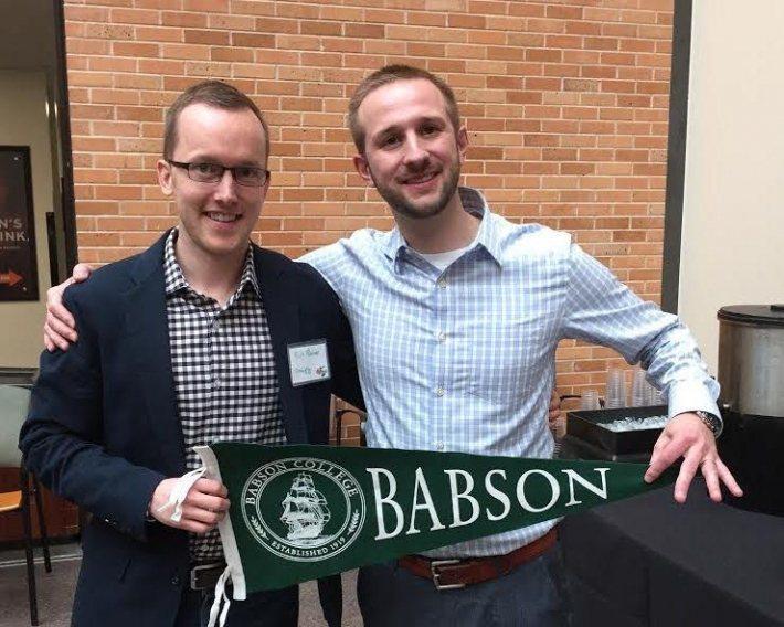 兩位 Babson 大學校友成立 Gravvty,用 AI 預測贊助者的未來捐贈...