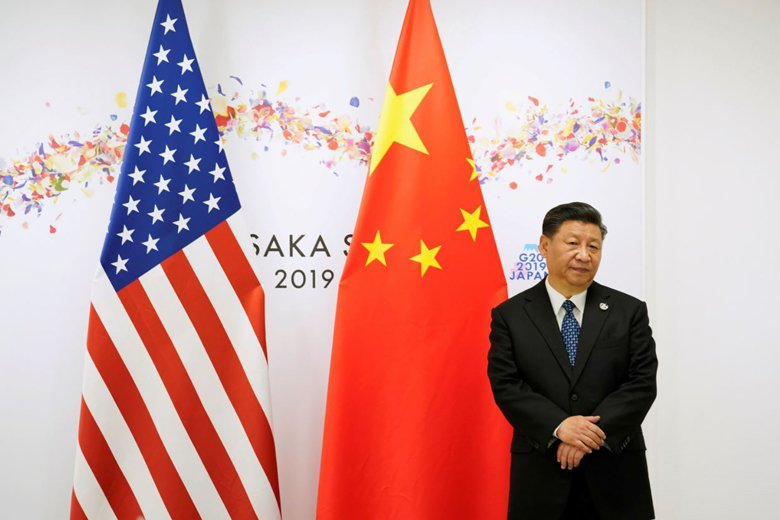中共同時面臨錢的問題,以及所謂繼承正朔,對於台灣乃至香港、新疆、西藏等主權主張的問題。 圖/路透社