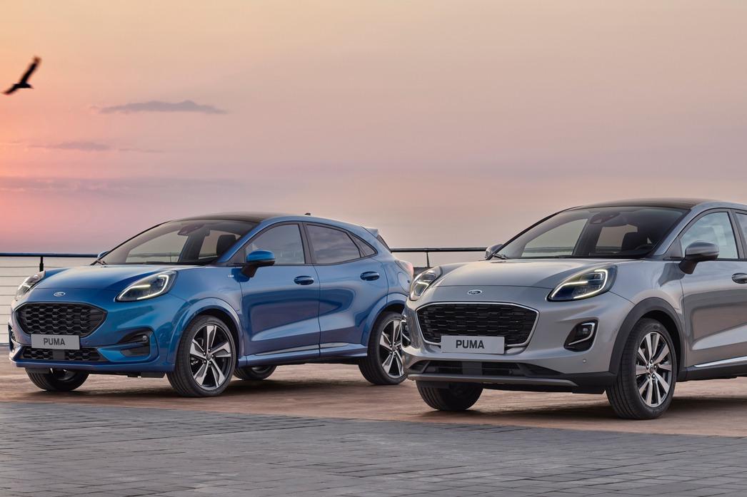 全新小型跨界休旅12月登場 Ford Puma英國售價出爐!