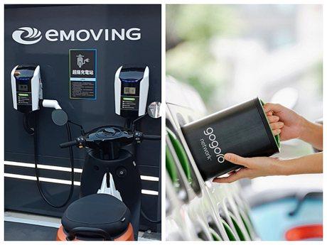 台灣電動機車戰國時代!選擇「換電」還是「充電」系統呢?
